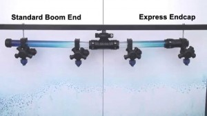 Express End Cap Comparison