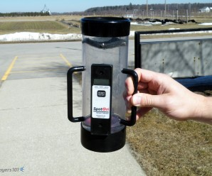 The SpotOn SC-4 calibration vessel is much easier, faster and more accurate than the classic pitcher-and-stopwatch approach to timed output tests.