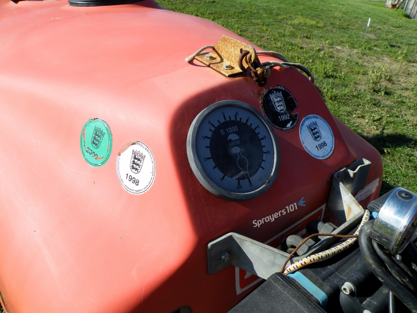 County Line Sprayer Manufacturer | Tyres2c