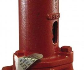 An FMC pressure regulator.