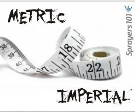 Metric/Imperial