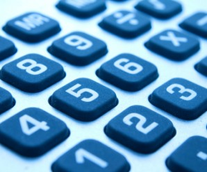 Stock calculator image.