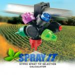 Hypro SprayIT app screenshot