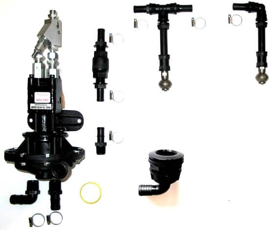 Internal cleaning kit (Agrotop)