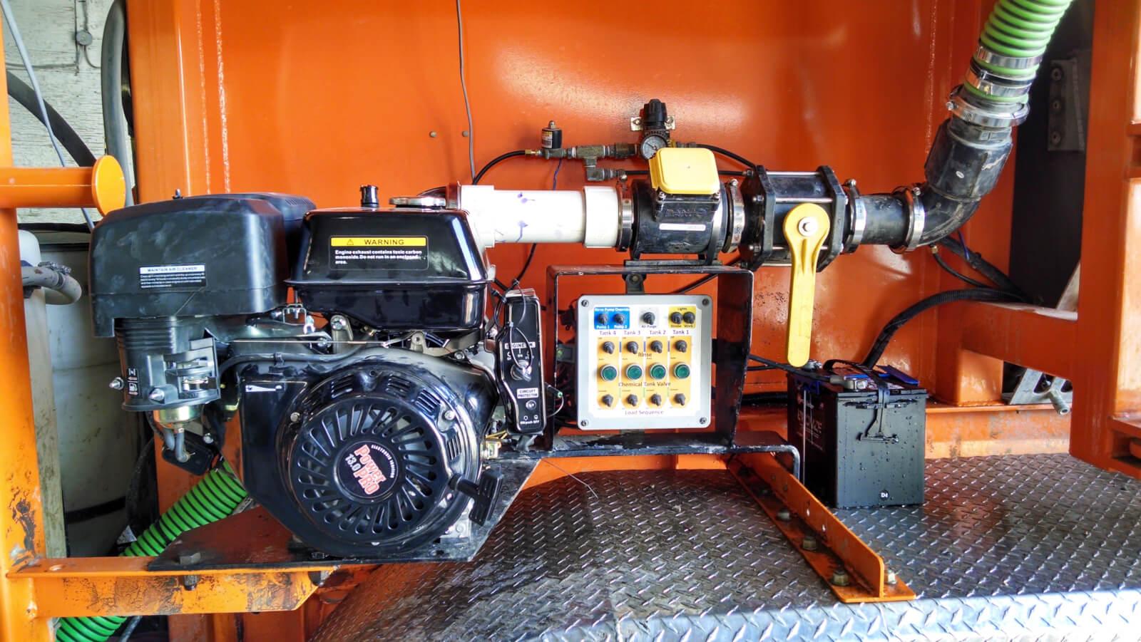 Sprayer Nurse Truck Designs Sprayers 101 Fire Engine Pump Panel Diagram Landon Friesen 11