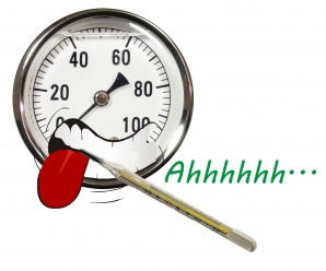 A sick pressure gauge might be trying to tell you something...