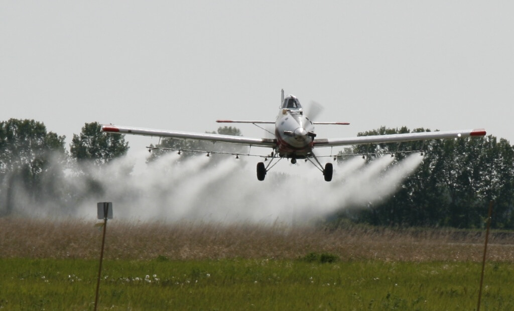 Aerial Rotary atomizer