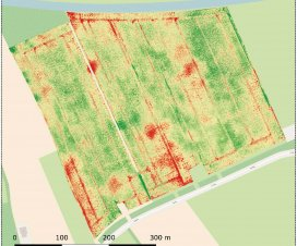 Agrifac has developed a completely new high resolution system for creating prescription maps and executing the instructions on machines equipped with single nozzle control.