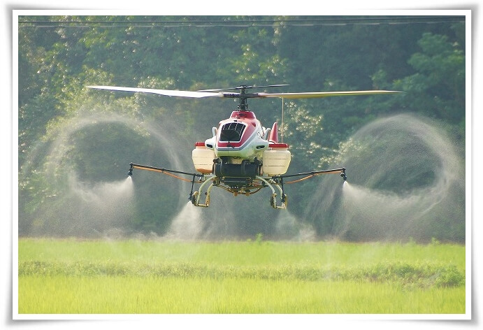 The challenges of spraying by drone | Sprayers 101