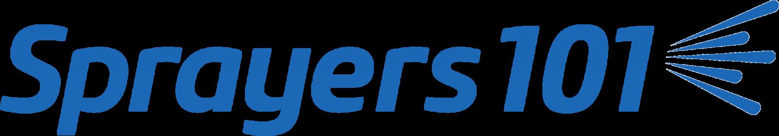 Sprayers101.com site logo